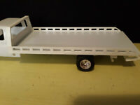 Flat Bed Wrecker Tow Truck Bed  1:24 1:25 scale Diorama