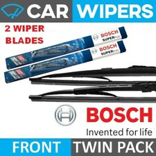 Mini Cooper Hatch 2001 - 2012 R50, R53, R56 BOSCH Super Plus Windscreen Wiper Bl