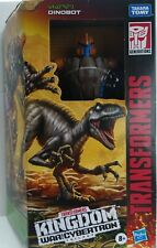 Transformers ~ KINGDOM WFC TRILOGY 28 STEPS~ VOYAGER CLASS ~ WFC K18 ~ Dinobot