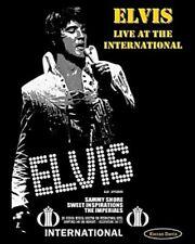 Elvis: Live At The International (1969/1971) - K.Davis/Hardback* Ltd Copies*****