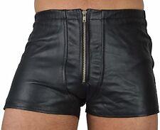 533 aus lammnapa PO frei ledershorts Gay Kurze Lederhose,leder shorts leather