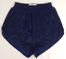Augusta Sportswear BLUE Nylon Running Track Shorts Swim Gym USA - Adult XS