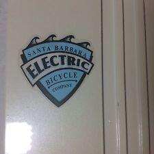 Santa Barbara 36 v Electric Bicycle Battery Box *Vintage part*
