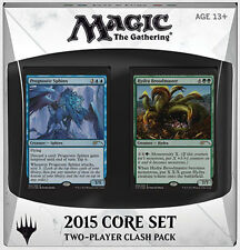 Fate and Fury Magic 2015 / M15 - Clash Pack - ENGLISH Sealed New MTG ABUGames