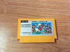 Super Mario Bros. Nintendo Famicom NTSC-J Japan Import