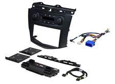 Car Radio Stereo Dash Kit Integrated Climate Control for 2003-2007 Honda Accord