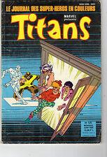 BD TITANS  n° 125