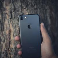 Apple IPHONE 7 - 32GB - Schwarz (Entsperrt) - Güteklasse B Zustand,keine Touch