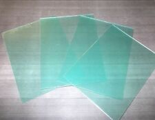 """Welding lenses. Poly-carbonate. 1.5mm lens 4.1/4 x 3.1/4"""" *Top Quality!"""