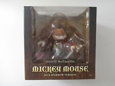 MICKEY MOUSE JACK SPARROW VERSION MEDICOM TOY DISNEY JAPAN NEUF SCELLE