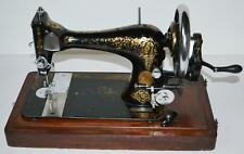 Antique Singer 28K Hand Crank Sewing Machine c1893 - FREE Delivery [PL2058]