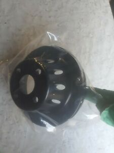 mini  morris leyland Classic Billet Water Pump Pulley Black large size for 1275