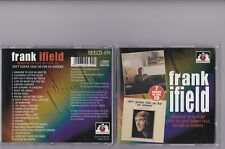 FRANK IFIELD-SOMEONE TO GIVE MY LOVE TO/AIN'T GONNA TAKE NO FOR AN ANSWER-1996CD