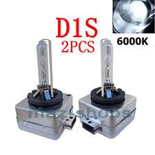 A Pair 6000K D1S D1R D1C HID Xenon Bulbs Lamps Replace Factory HID Headlights #E