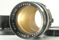 【NEAR MINT w/ Hood】 Olympus G Zuiko Auto T 60mm f/1.5 Lens for Pen F FT FV Japan