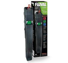 FLUVAL VUETECH  E SERIES ELECTRONIC AQUARIUM HEATER 100 WATT SUBMERSIBLE