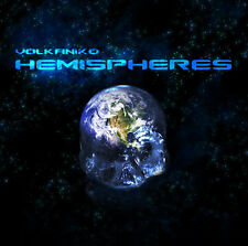 Volkaniko Hemispheres Rare CD in tribute to Vangelis and Jean Michel Jarre