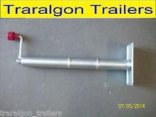 jockey stand corner steady caravan trailer camper stabilizer leg removeable E10