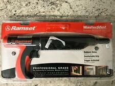 New Ramset Mastershot 022 Caliber Powder Actuated Tool Silencer Auto Cartridge