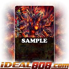 Buddyfight x 1 Earth Tremor Black Dragon, Soulvaag [D-CBT01/0003EN RRR (FOIL)] E