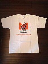 Milb New Marianeo Tigres Cuban Large Baseball League T-Shirt . Tee Gift Minors