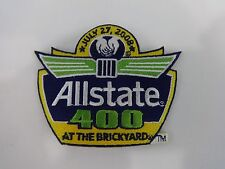 2008 AllState 400 @ Brickyard Event Collector Patch Indianapolis Motor Speedway