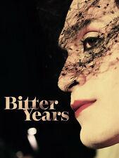 Bitter Years (Dvd, 2020) Gay Interest
