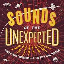Various Artists - Sounds Of The Unexpected (CDTOP 1505)