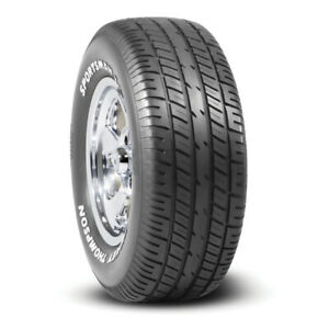 1 Mickey Thompson Sportsman S/T Tire P235/60R15