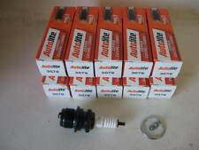 TEN(10) Autolite 3076 Spark Plug BOX fits Vintage Hit Miss Model A B Tractor