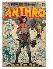 Showcase #74 VG DC Comics 1968 1st Anthro Silver Age Key Issue