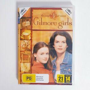 Gilmore Girls Season 1 DVD Region 4 AUS TV Series Free Postage - Family Comedy