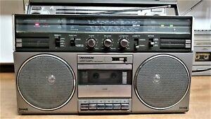 Universum CTR 2336-4 Ghettoblaster 4Band Stereo Radio Cassette Recorder Rare