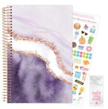 July 2021 22 Soft Cover Daily Planner Amp Calendar Lavender Daydream