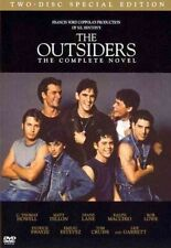 Outsiders Complete Novel 0012569705968 With Leif Garrett DVD Region 1