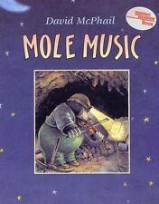 Mole Music (Reading Rainbow Books) by David McPhail