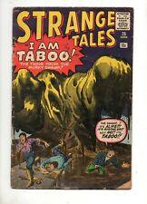 Strange Tales #75 IRON MAN PROTOTYPE 1960 VG 4.0! KIRBY/DITKO COV/ART! Reinman