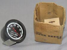 Original John Deere Tachometer OEM New in Box AH63796 Tractor Combine NOS