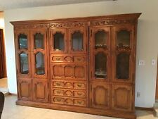 Wall Unit / Desk / Bookcase / Curio Cabinet / Display Cabinet by Baker Furniture