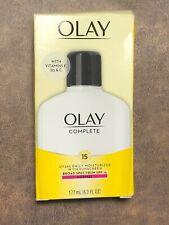 OLAY Complete UV365 Daily Moisturizer, SPF 15, Normal Skin 6 oz
