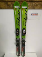 Elan Race Pro 110 cm Ski + Salomon 4.5 Bindings Winter Sport Fun Kid Outdoor