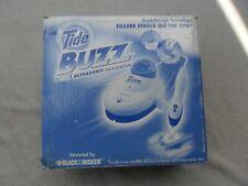 Black & Decker Tide Buzz Ultrasonic Stain Remover  New Open Box