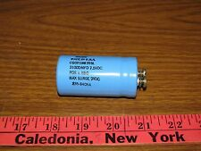Mallory CGO213M7R5L Capacitor 21000 Mfd 7.5Vdc
