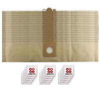 Dust Bags x 15 for NILFISK D10 GD110 Vacuum Cleaner Bag + Fresheners