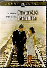 "DVD ""PROPIEDAD INTERDITE ""- Natalie Wood, Robert Redford, NUEVO EN BLÍSTER"