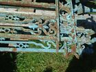 Extraordinary Victorian Wrought Iron and Cast Bronze Fencing Newport Mansion