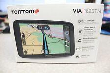 TomTom VIA 1625TM 6-Inch GPS Navigation Device