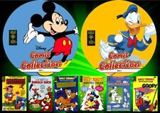 Disney Gold Key Comics Collection On Two DVD Rom's