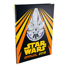 Star Wars Annual 2019 Hardback, Activities, Games, Puzzles, Skywalker, Darth Vad