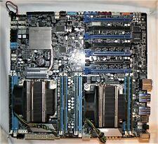 ASUS Z9PE-D8 WS + (2x) E5-2620 + 12Gb Memory  ECC DDR3 PC3-10666 1333MHz